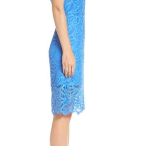 Lilly Pulitzer Kenna Halter Lace Sheath Dress Nwt